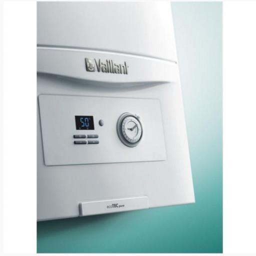 CALDERA DE GAS CONDENSACIÓN VAILLANT ECOTEC PURE VMW 236 [1]