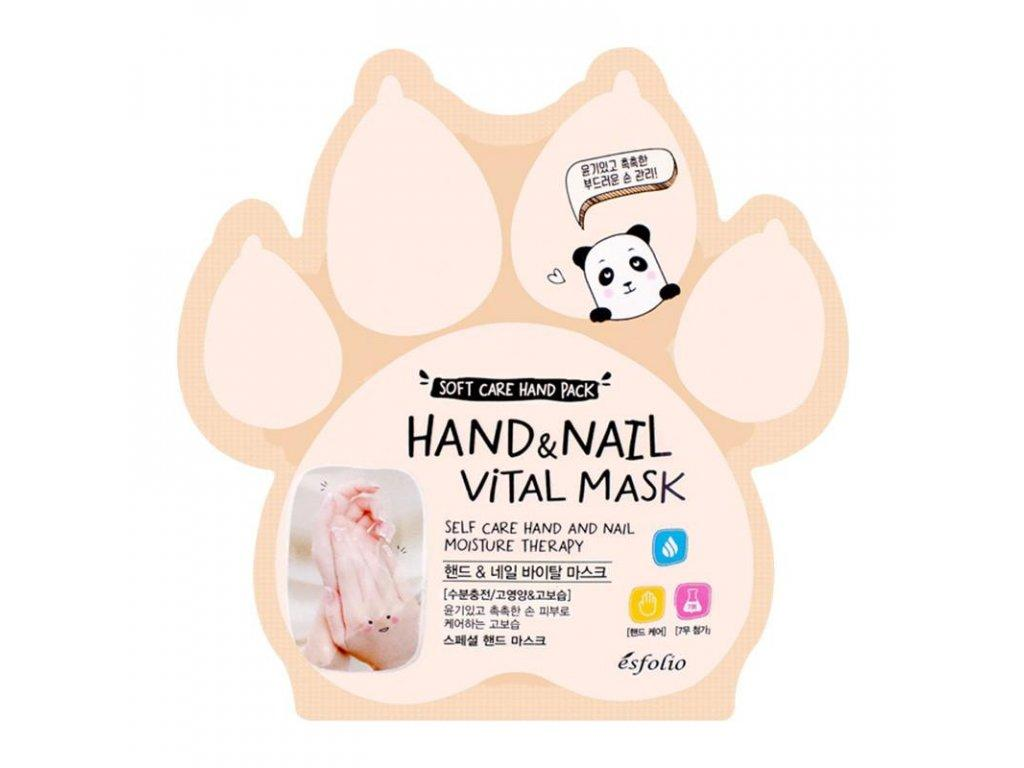HAND & NAIL VITAL MASK PACK