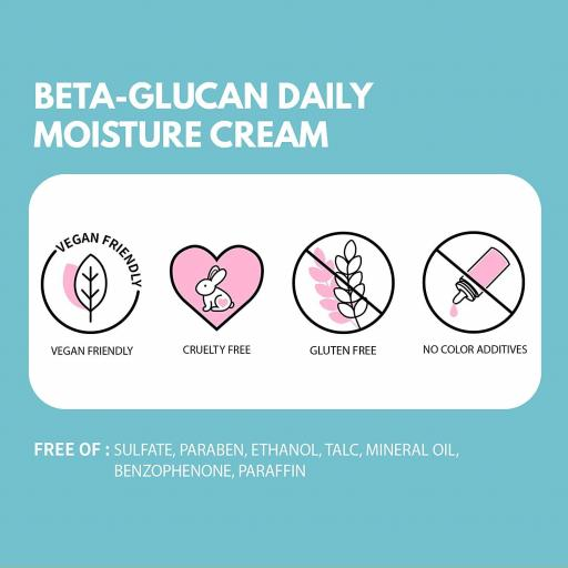 Beta Glucan Daily Moisture Cream [2]