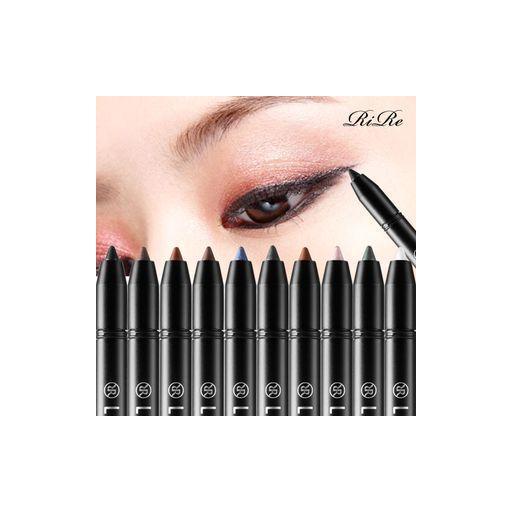 Luxe Gel Eyeliner (#1 Kill Black) Negro [3]