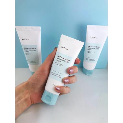 Beta Glucan Daily Moisture Cream [3]
