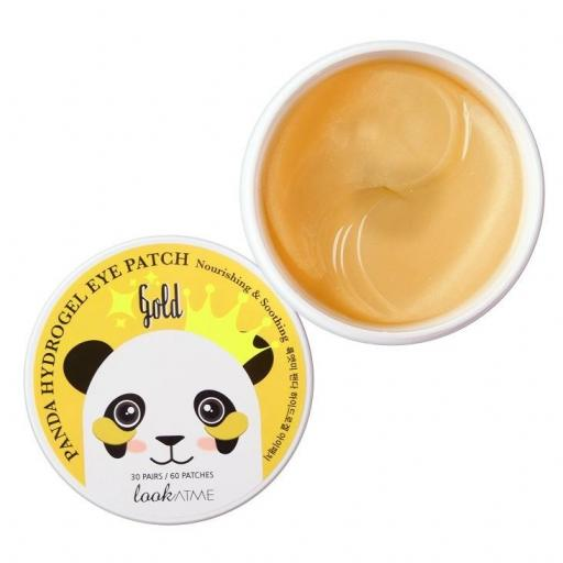 PANDA HYDROGEL EYE PATCH GOLD (30 pares)