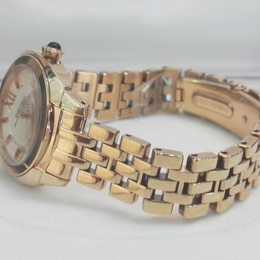 Reloj Seiko Colección Mujer SRZ428P1 Chapado Oro [1]