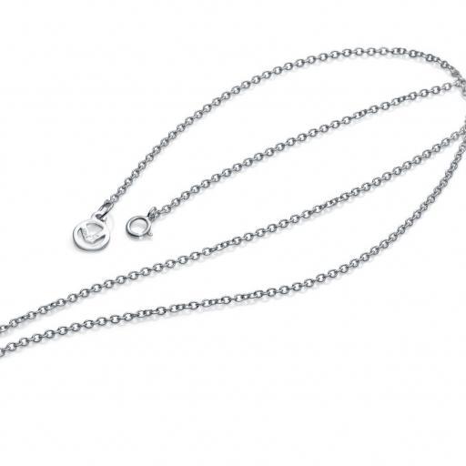 Collar Plata Punto Luz Viceroy Jewells 21005C000-30