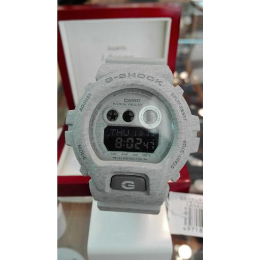 Reloj Casio G-Shock  GD-X6900HT-8DR Para Hombre