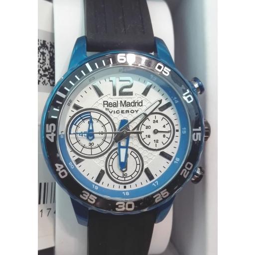 Reloj Viceroy Real Madrid 40962-05 Multifunción ¡Vamos!