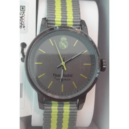¡Cómpraselo! Reloj Viceroy Real Madrid 40966-17 Tamaño Cadete  [0]