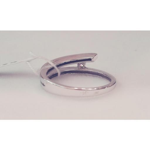 Anillo Diamantes Modelo Solitario Ideal Para Boda En Oferta [2]