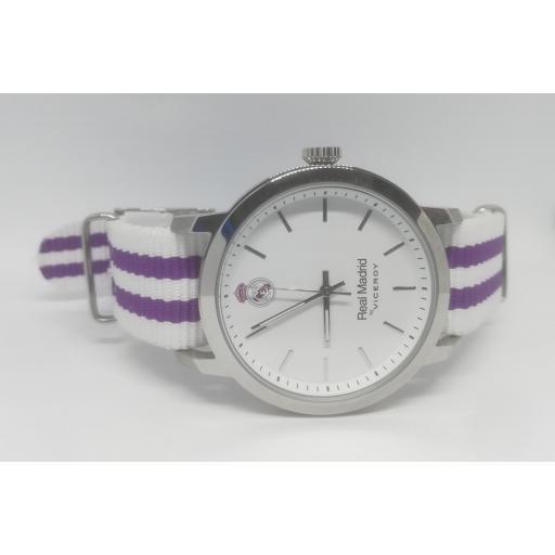 Reloj Oficial Del Real Madrid Precio Economico Viceroy 40969-79