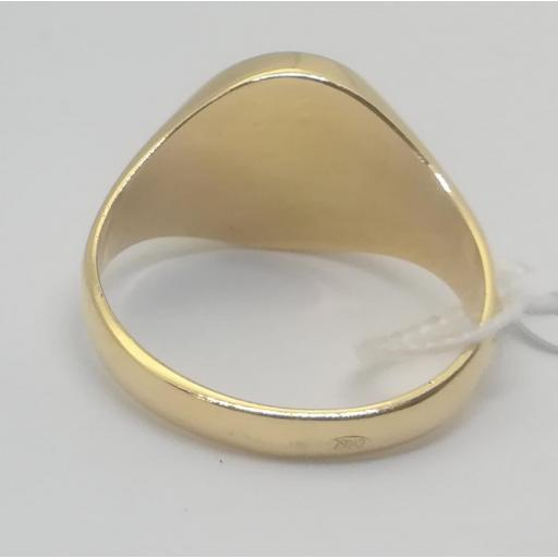 Sello Oro Comunion Ovalado Labrado [3]