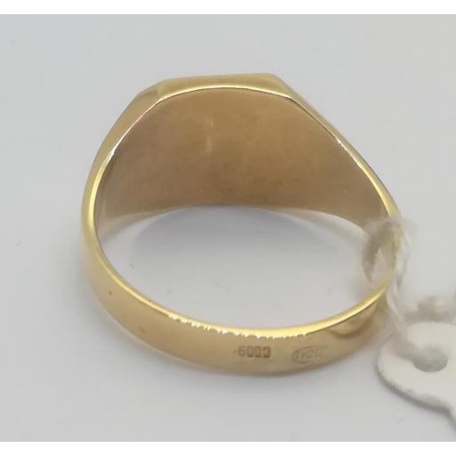 Sello Oro Comunion Cuadrado Pequeño [2]
