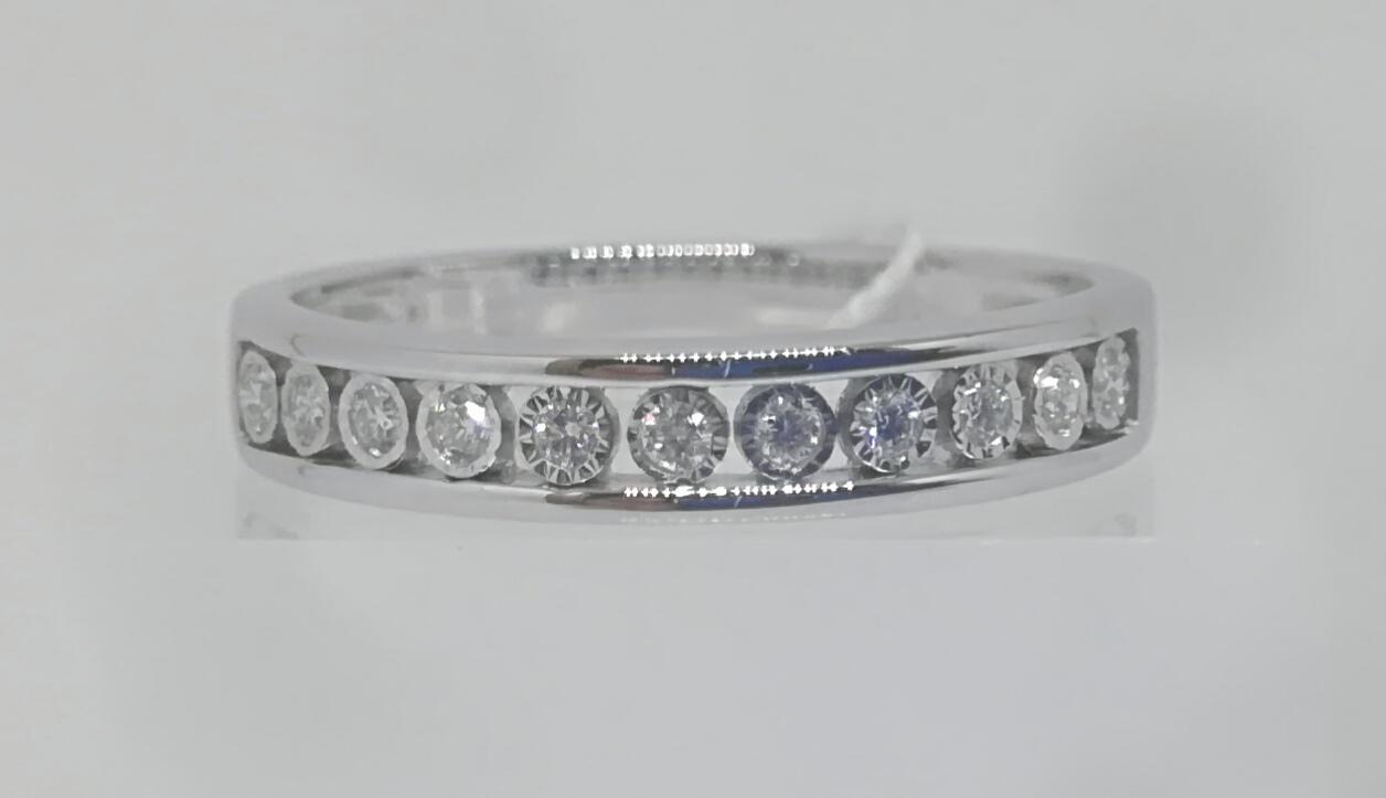 Donde Comprar Anillos Diamantes Baratos Oro Blanco 18 Kts