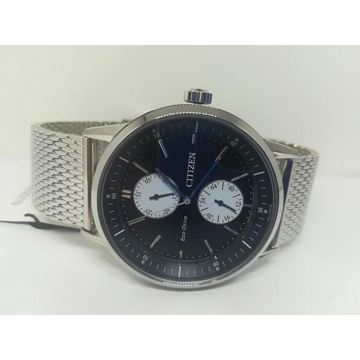 Reloj Pulsera Hombre Citizen Eco Drive BU3020-82L