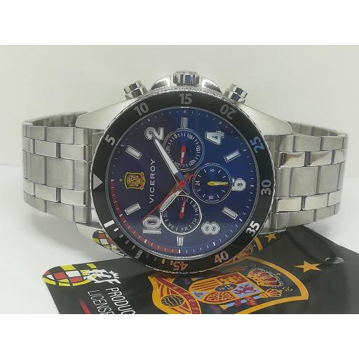 Reloj Viceroy Seleccion Española 42341-35 Oficial De Hombre [0]