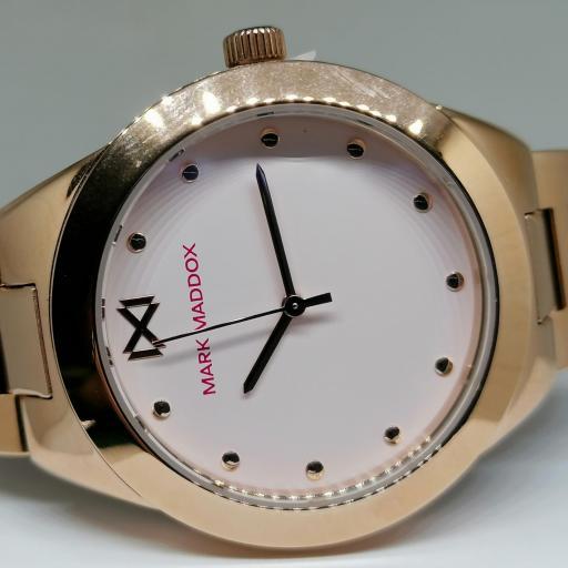 Reloj Mark Maddox Mujer Precio De Oferta MM0116-76 [0]