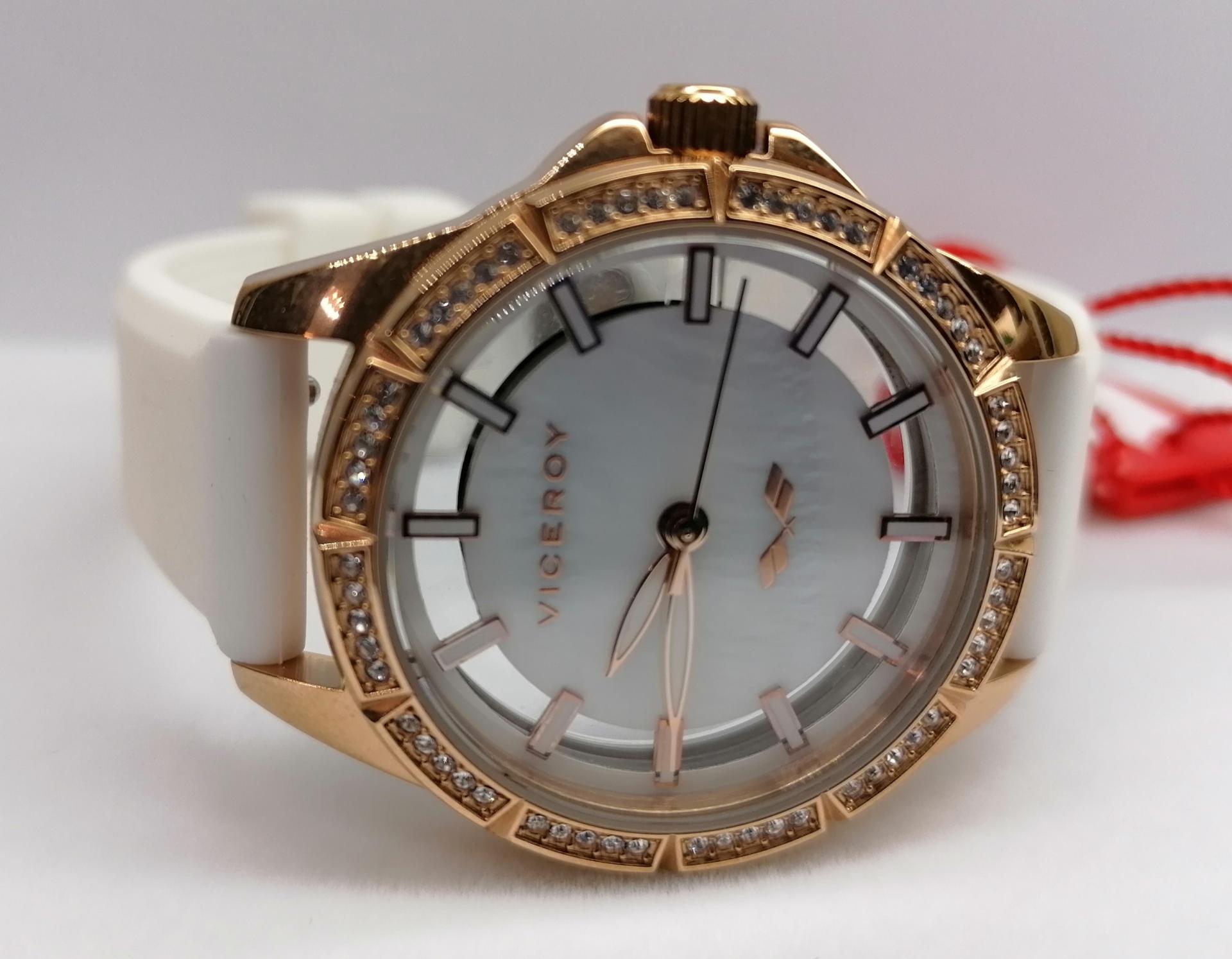 Reloj Viceroy Antonio Banderas Mujer IP Rosa 401000-09