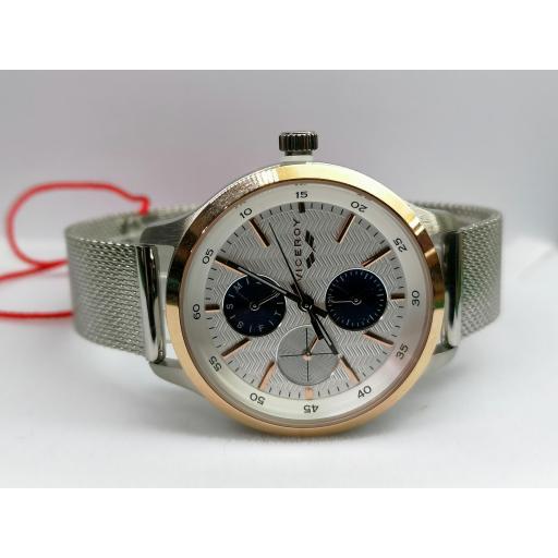 Reloj Viceroy Mujer Malla Milanesa Colección Antonio Banderas 471168-07 [0]