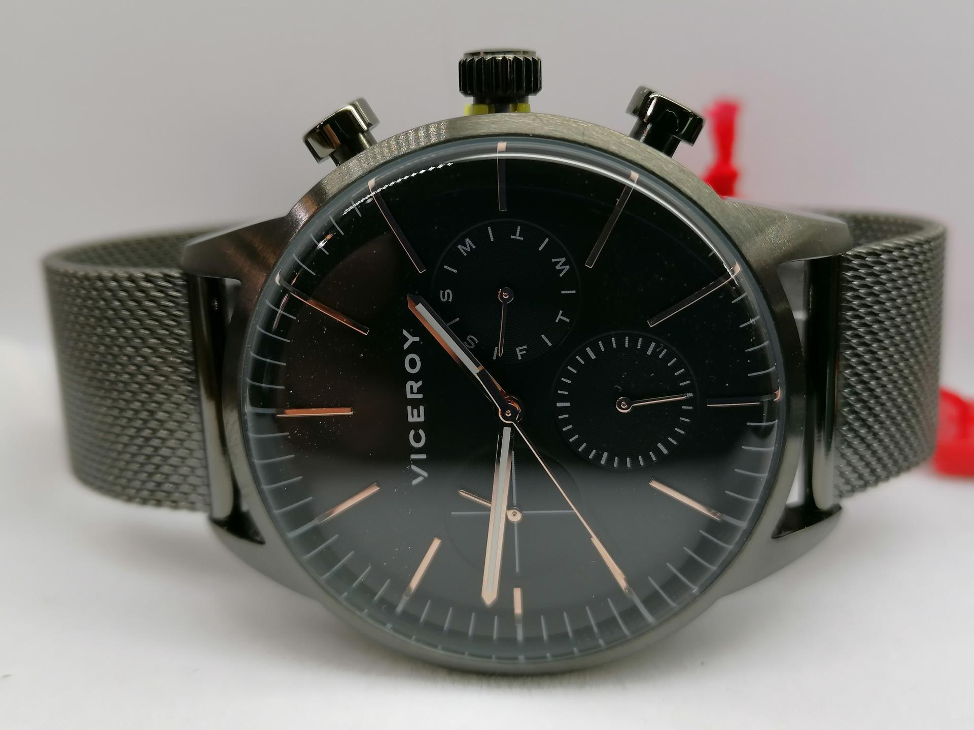 Reloj Viceroy Hombre Correa Milanesa 471245-57