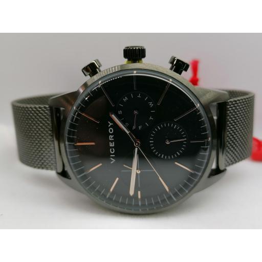 Reloj Viceroy Hombre Correa Milanesa 471245-57 [0]