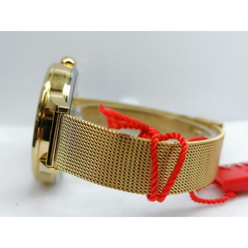 Reloj De Mujer Viceroy Con Brazalete De Acero IP Dorado 42370-90 [1]