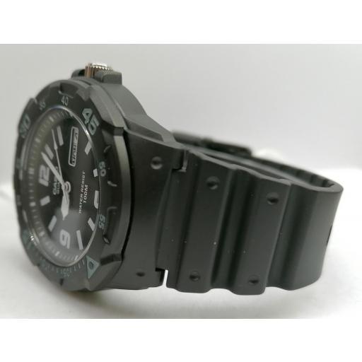 Reloj Casio Hombre Analogico Deportivo MRW-200H-1B2VDF [1]