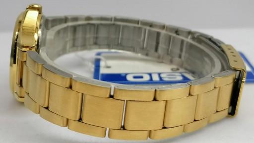 Reloj Casio Mujer Dorado Esfera Negra LTP-1130N-1ARDF [1]
