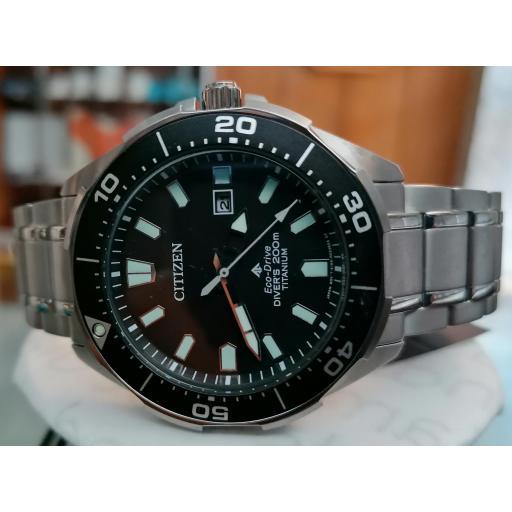 Reloj Citizen Promaster Diver's 200m BN0200-81E