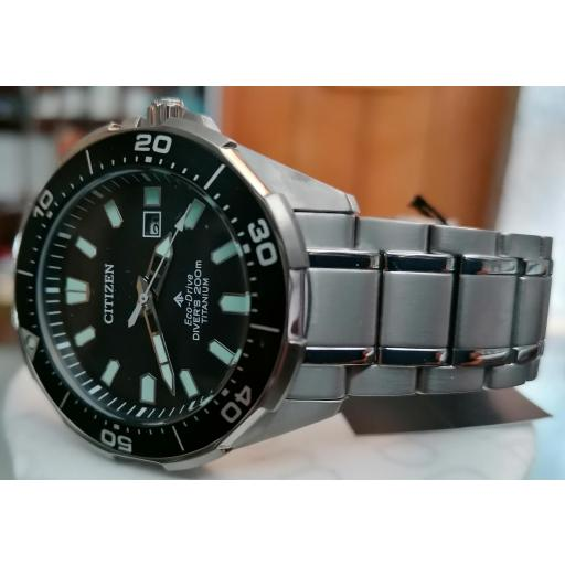 Citizen Aqualand Eco Drive Diver's 200m BN0200-81E [1]