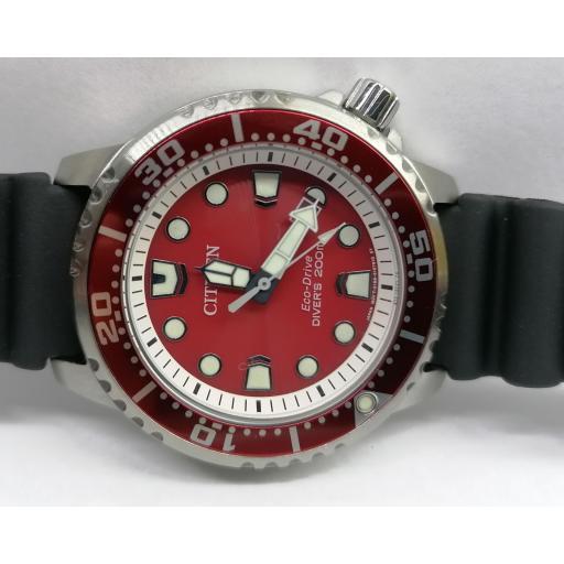 Citizen Promaster Aqualand Reloj Buceo BN0159-15X