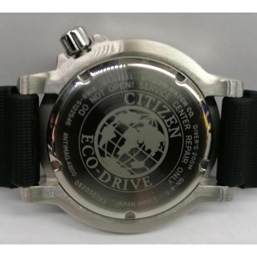 Citizen Promaster Aqualand Reloj Buceo BN0159-15X [2]
