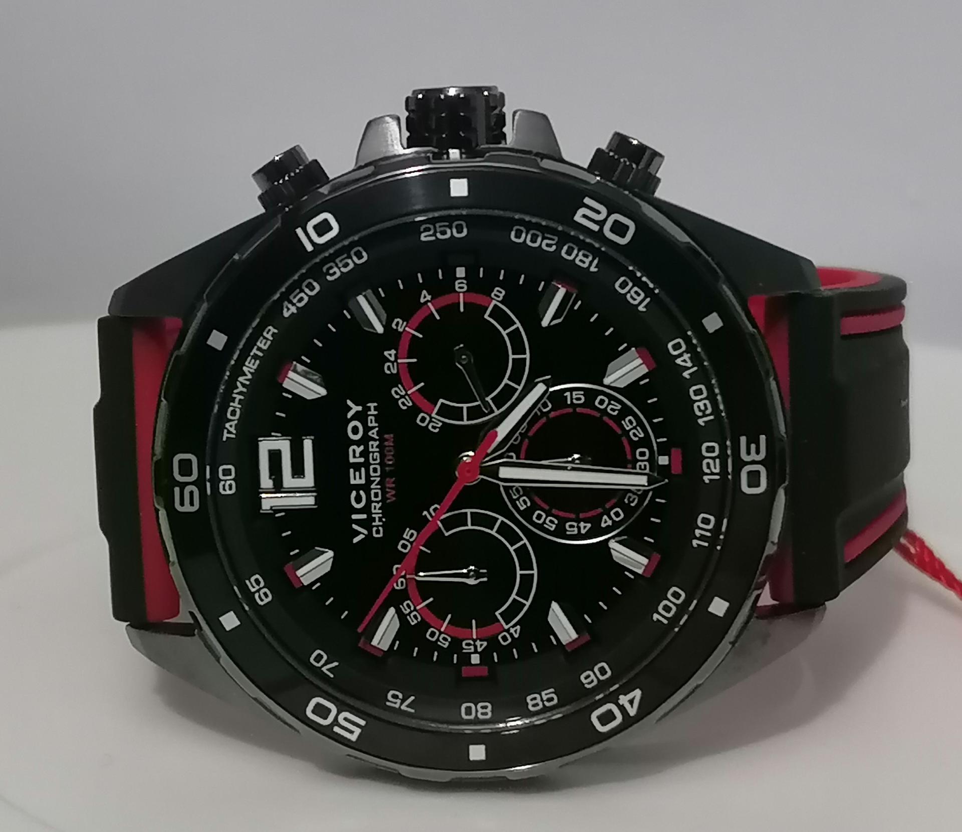 Reloj Viceroy Hombre Sport Modelo Heat 46803-55