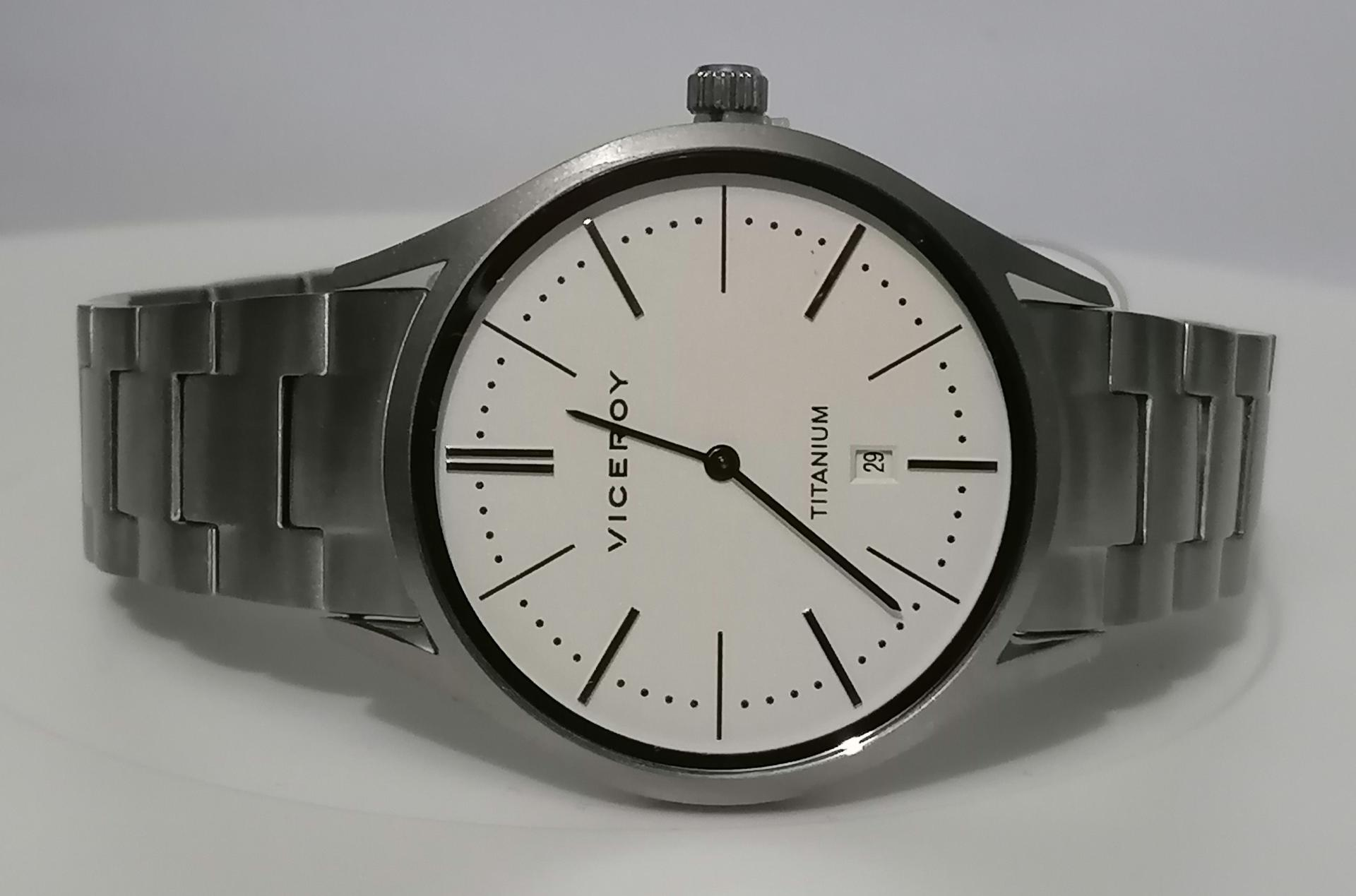 Reloj Viceroy Hombre Titanio Colección Grand 471305-07