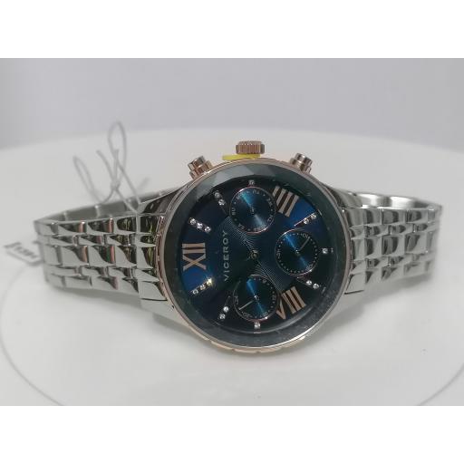Reloj Viceroy Chic De Mujer Multifunción 471286-33