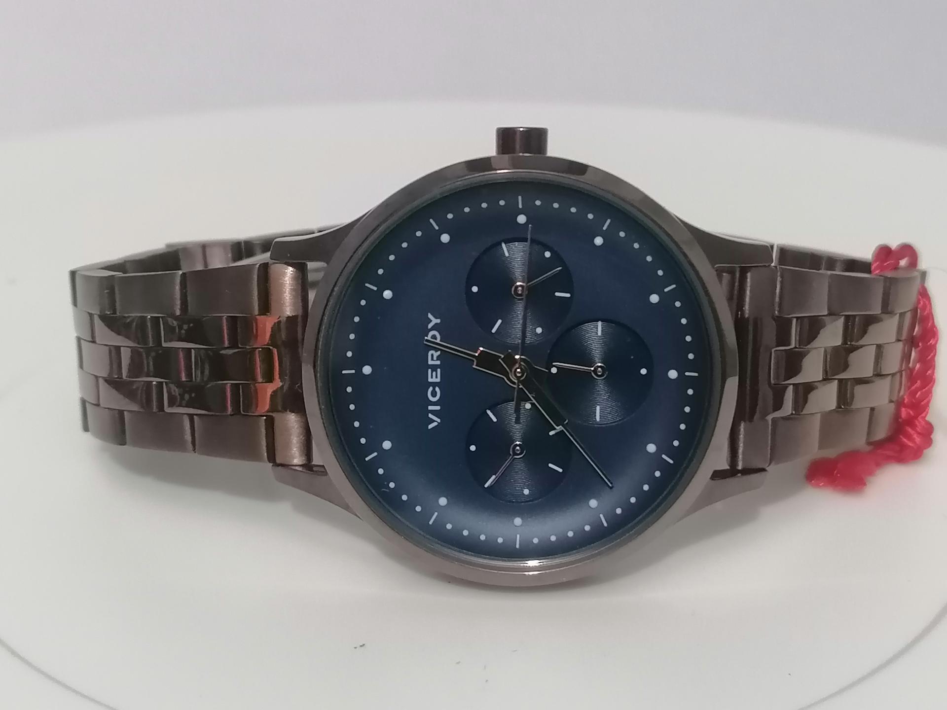 Reloj Viceroy Switch Mujer IP Marrón 461126-36 Multifunción