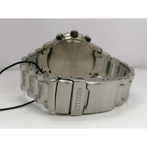 Citizen Radio Control Crono Pilot Super Titanium AT8199-84L [3]