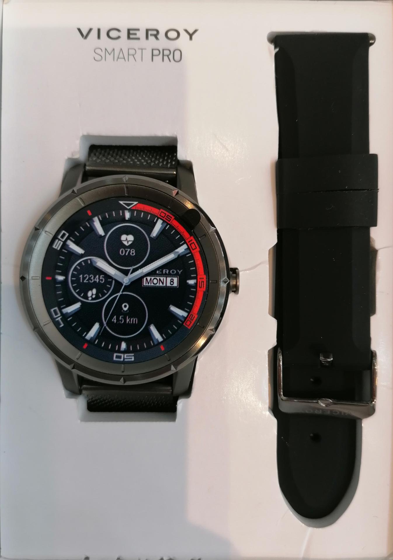 Reloj Viceroy Inteligente Hombre 41111-10