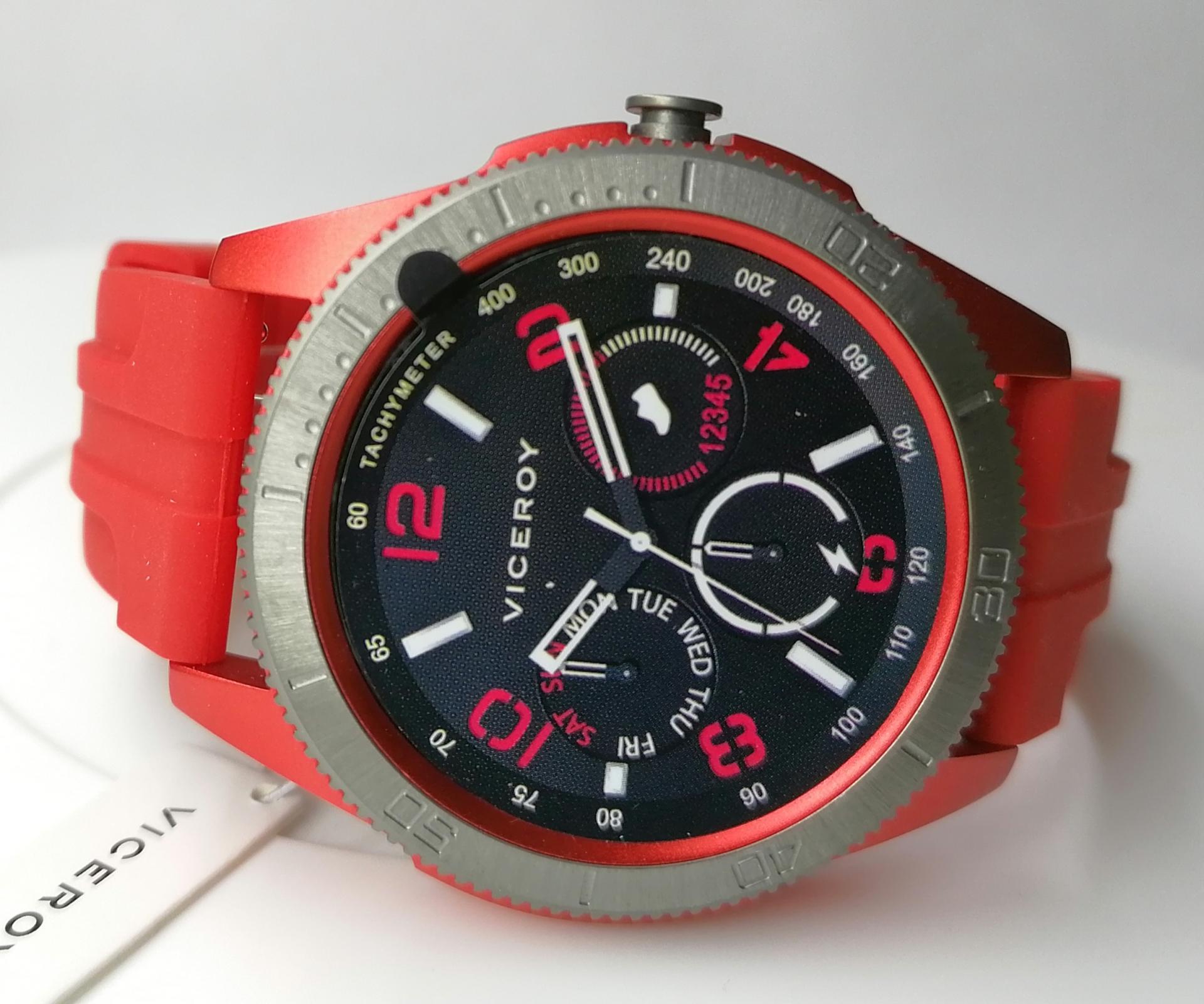 Reloj Viceroy Inteligente Hombre 41113-70