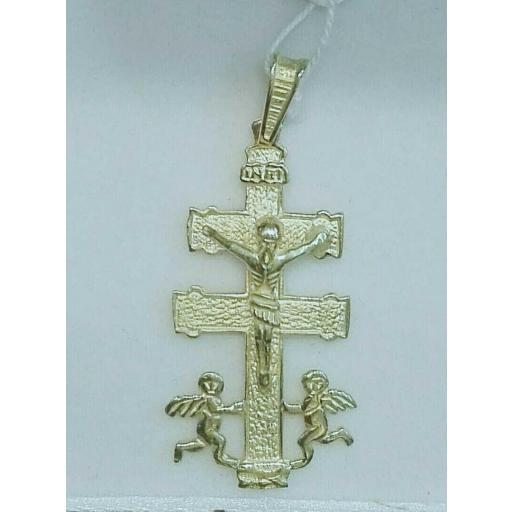 Cruz Oro Caravaca 18K Precio Oferta [0]