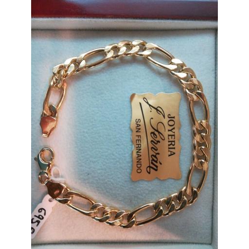 Pulsera Oro Estilo Cartier [0]