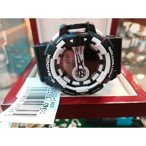 ¡OUTLET 25%! Reloj  Casio G Shock De Hombre GA-400-1ADR