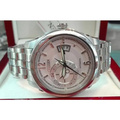 Reloj Citizen Automatico NP3000-54A [0]