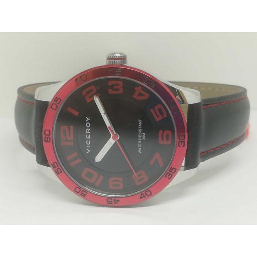 Reloj Viceroy Niño Acero Y Aluminio 40445-75