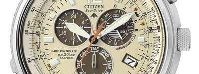 Relojes Citizen Radiocontrolados, Los Reyes De Citizen.