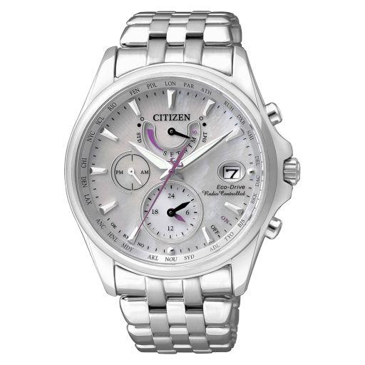 ¡Oferta! Reloj CITIZEN RADIOCONTROLADO MUJER FC0010-55D