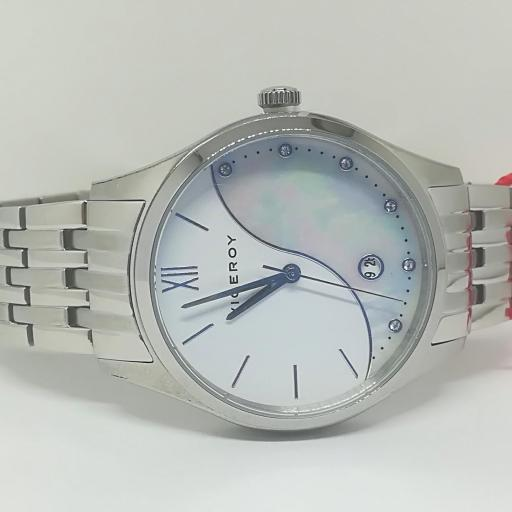 Reloj Viceroy Mujer Acero Esfera Nacar 471174-03 [0]