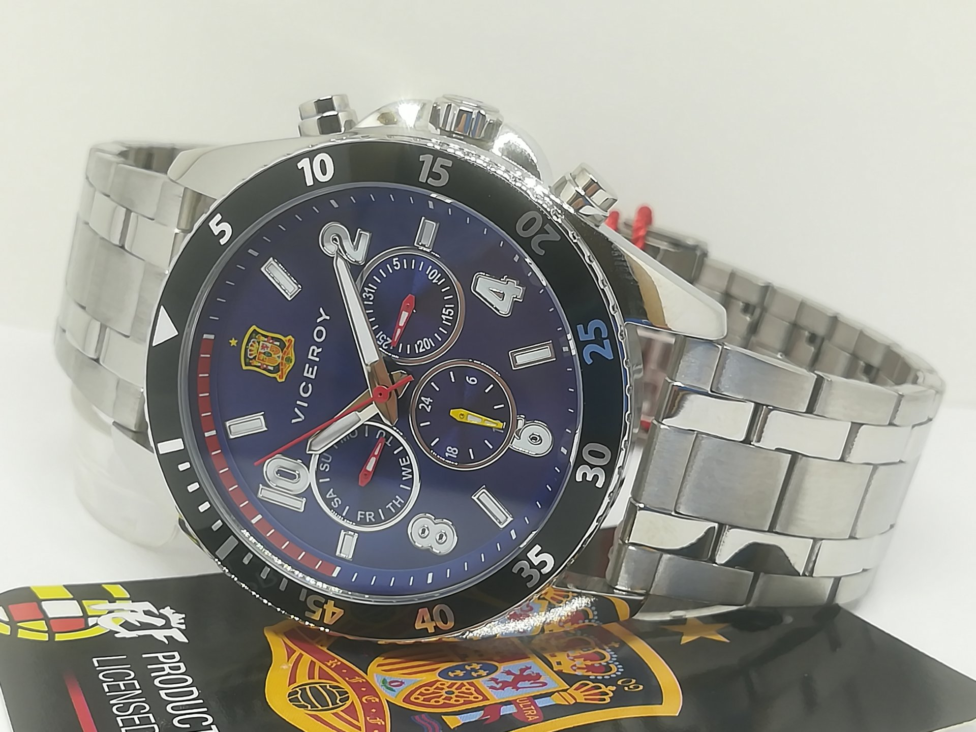 Reloj Viceroy Seleccion Española 42341-35 Oficial