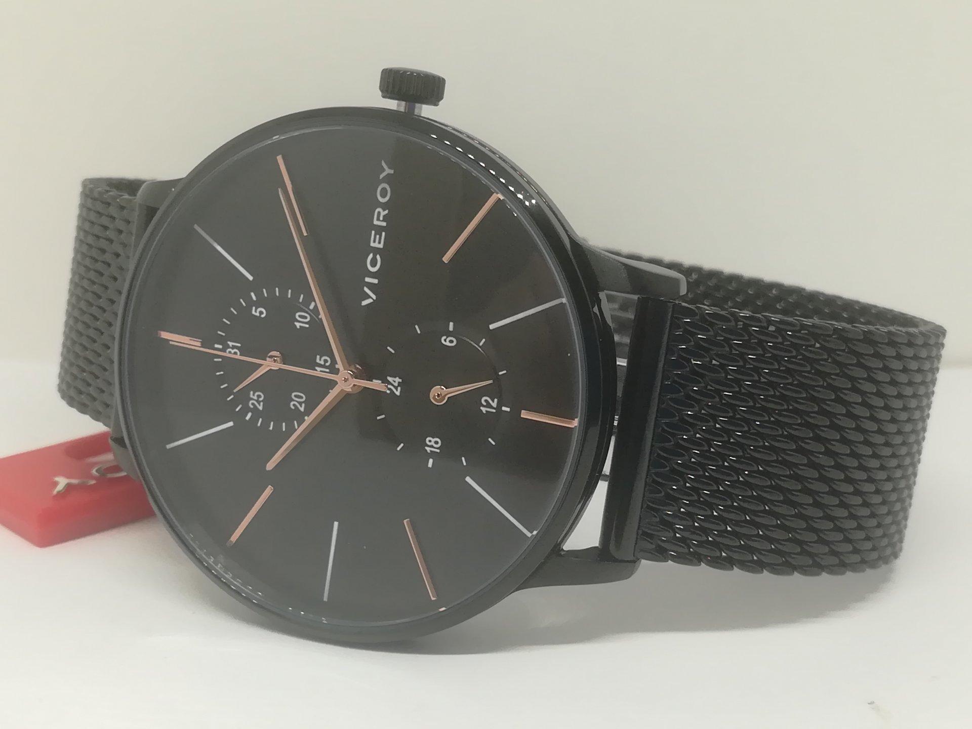Reloj Viceroy Para Caballero 46753-57