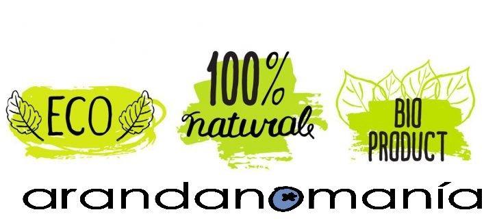 Producción 100% natural