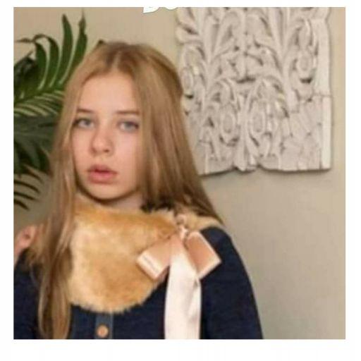 Cuello de pelo camel [0]