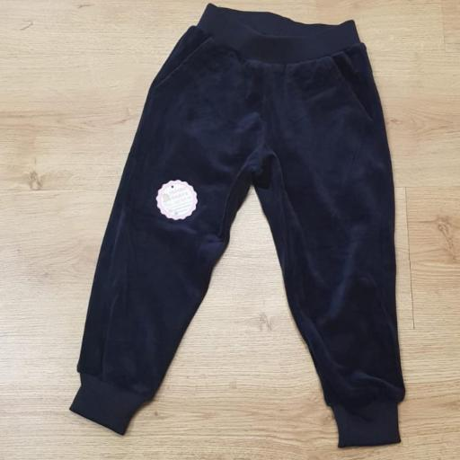 Pantalón chándal marino